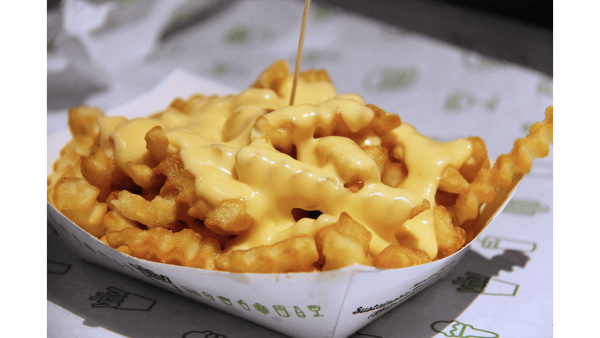 Frites Cheddar - Philly's Rennes